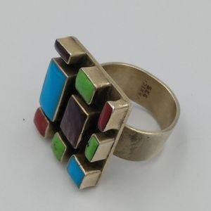 925 unique design ring